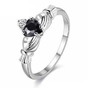 Crisp Dream Claddagh Ring