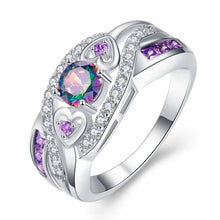 Load image into Gallery viewer, Always Remember Violet Ring