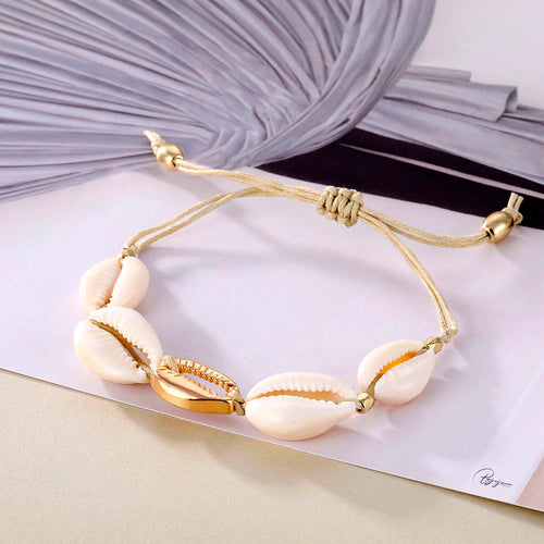 Seashell Bracelet - Type E