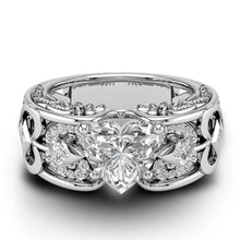 Load image into Gallery viewer, Tender Princess Heart Ring