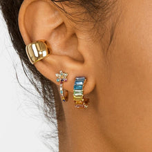 Load image into Gallery viewer, Rainbow Stud Earrings