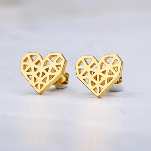 Keeping You Close Stud Earrings