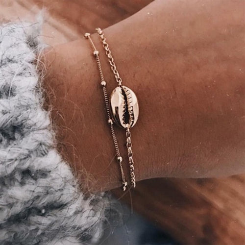 Seashell Bracelet - Type F
