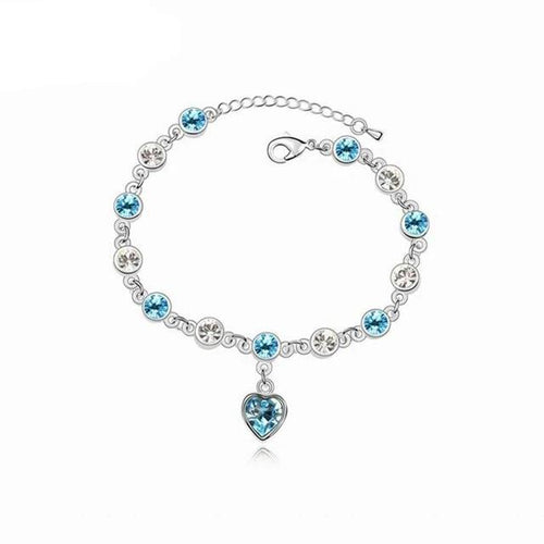 Lovely Bracelet - Sky Blue