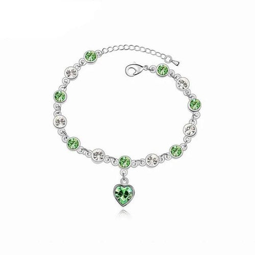 Lovely Bracelet - Green