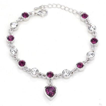 Lovely Bracelet - Purple