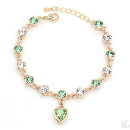 Lovely Bracelet - Green G