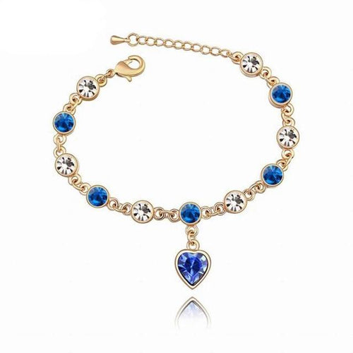 Lovely Bracelet - Blue G
