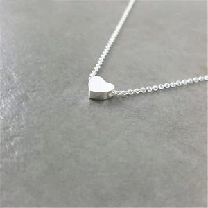 In My Heart Pendant Necklace