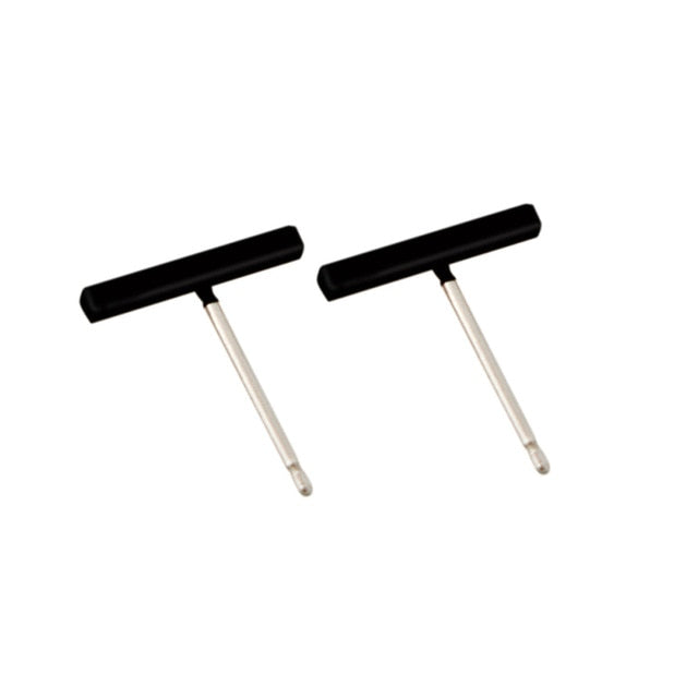 T-Bar Stud Earrings