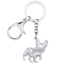 Load image into Gallery viewer, Pug Dog Keychain