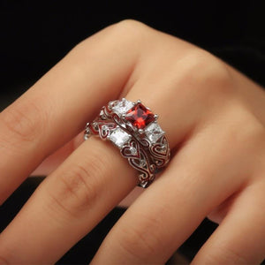 Love In The Air Ring Set