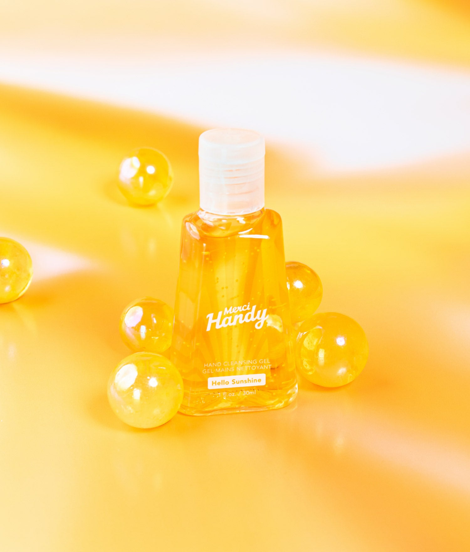 Gel Mains Nettoyant Hello Sunshine