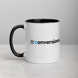 Conversions Logo Coffee Mug