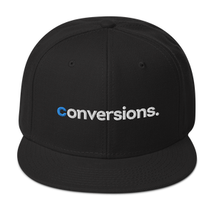 Conversions Limited Edition Snapback