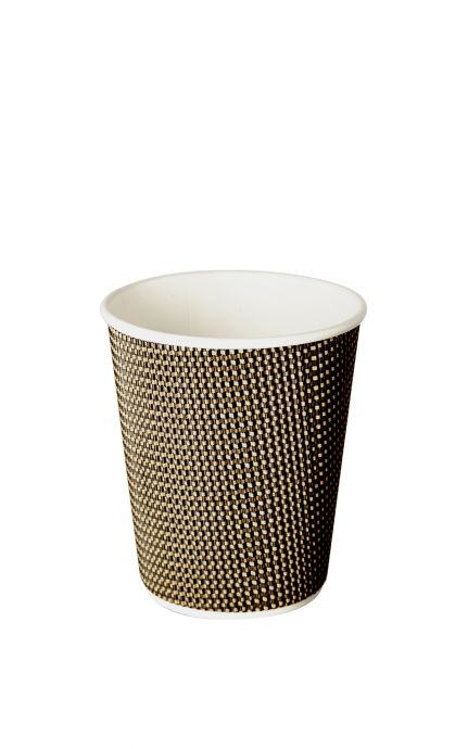 8oz Double Wall Hot Paper Tea Coffee Cups