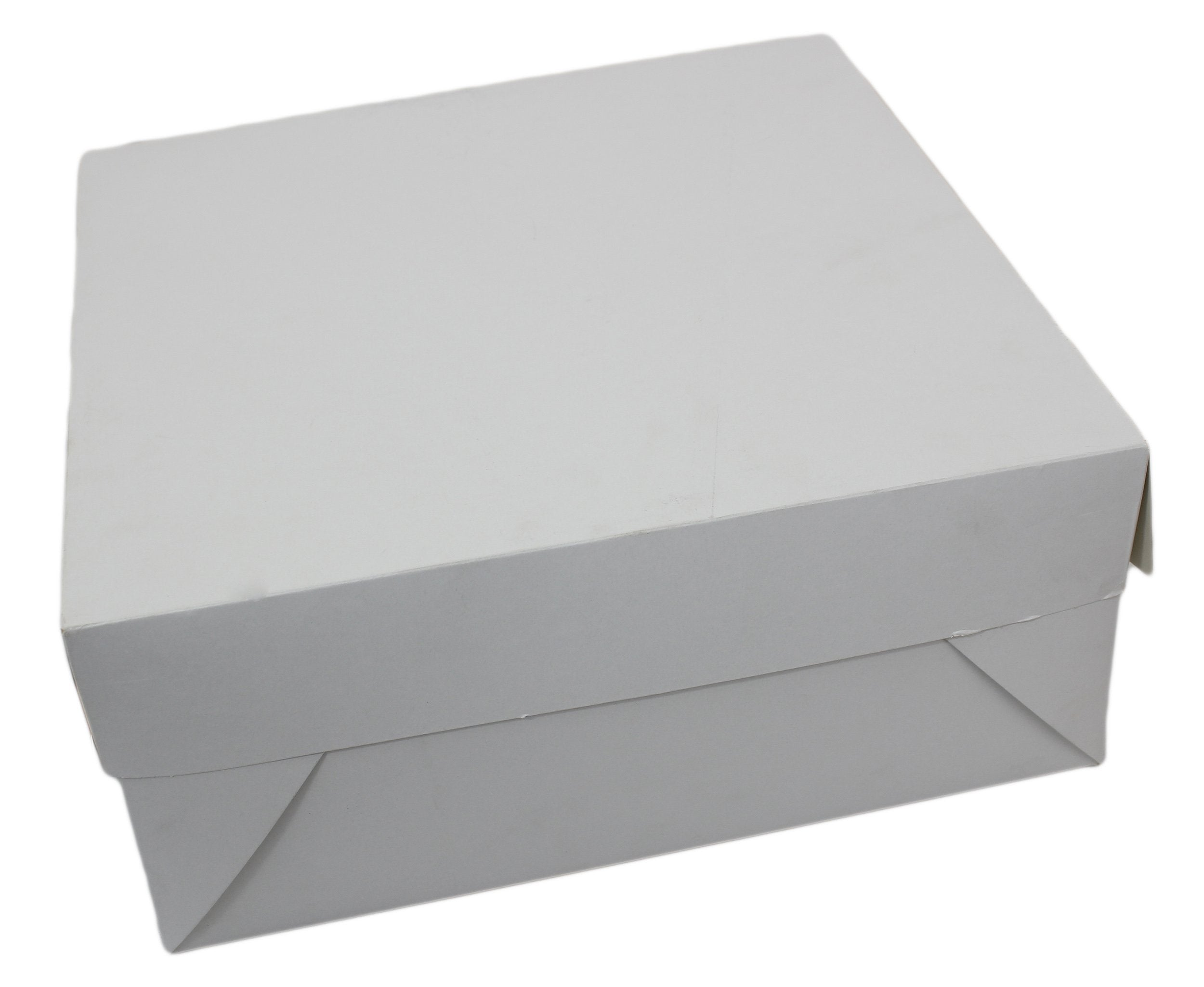 10x10x6'' Cake Boxes And Lids - Gafbros