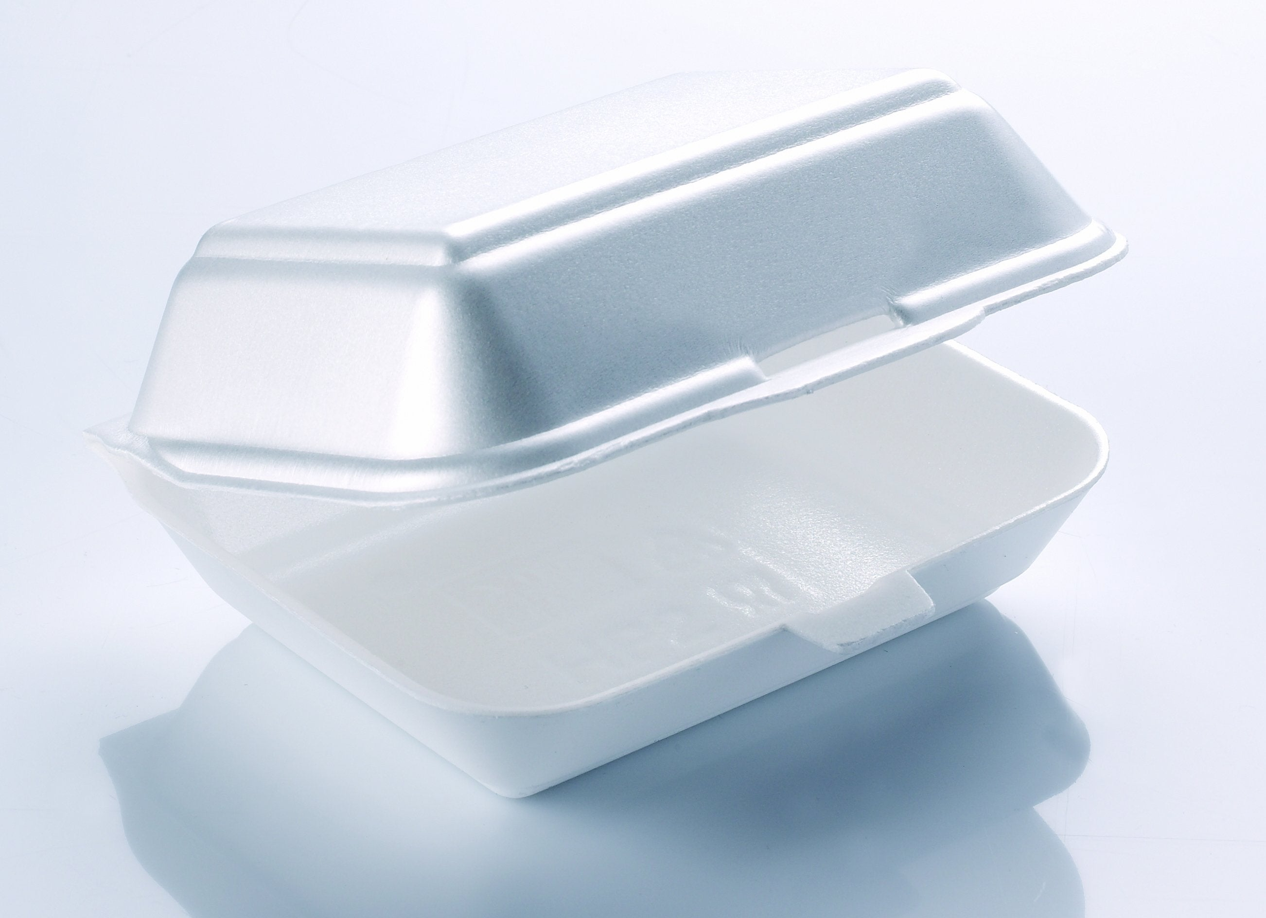 HP2 White Foam Meal Boxes - Gafbros