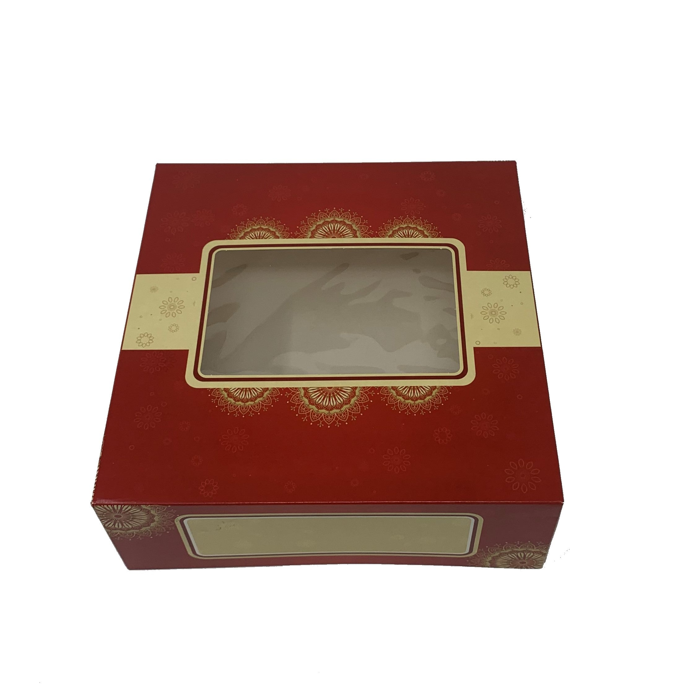 GL9 Red Sweet Boxes 254x254x127mm - Gafbros
