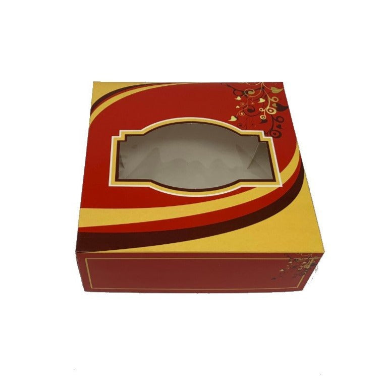 GL8 Red Sweet Boxes 229x229x102mm - Gafbros