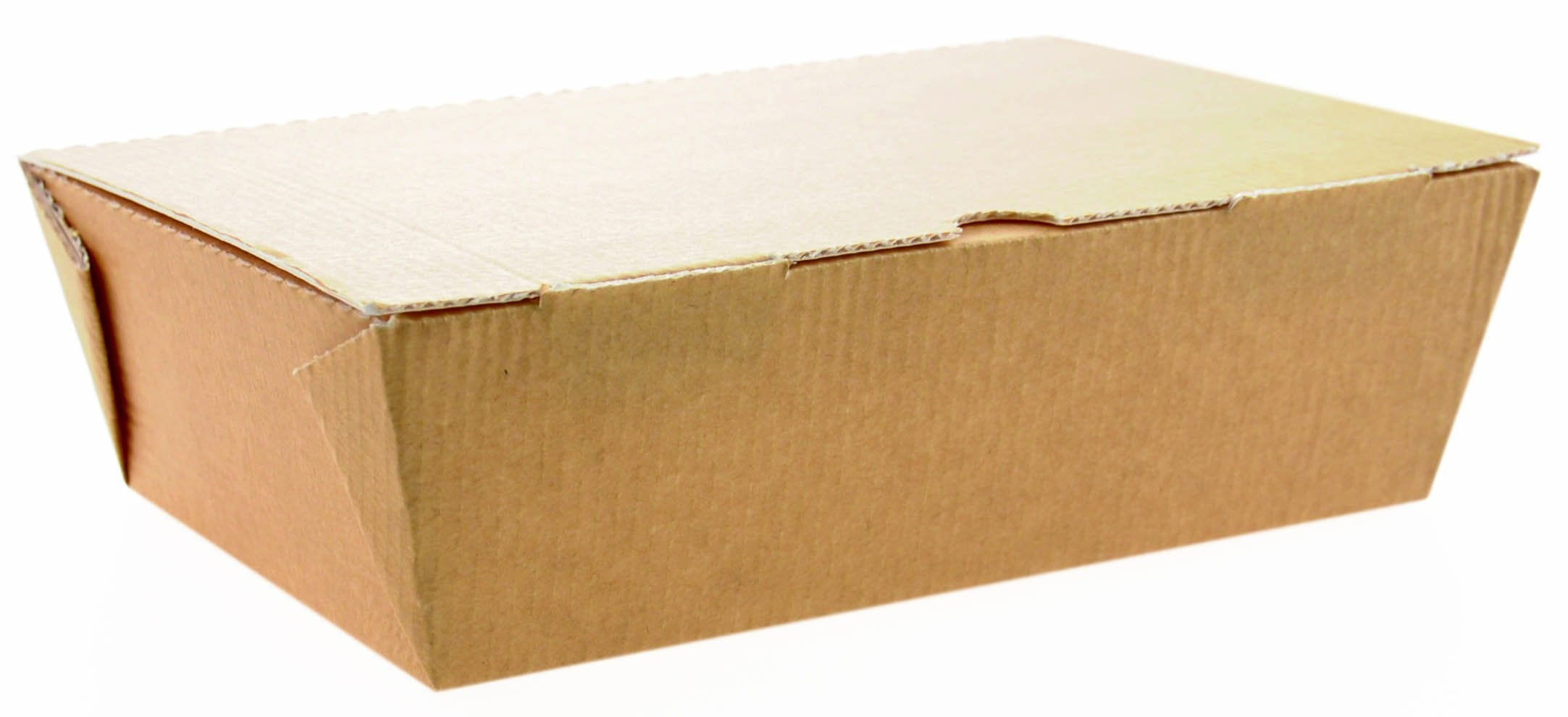 Large Corrugated Food To Go Meal Boxes - Gafbros