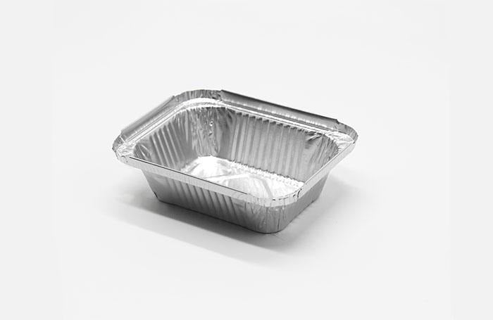 No1 Foil Containers - Gafbros
