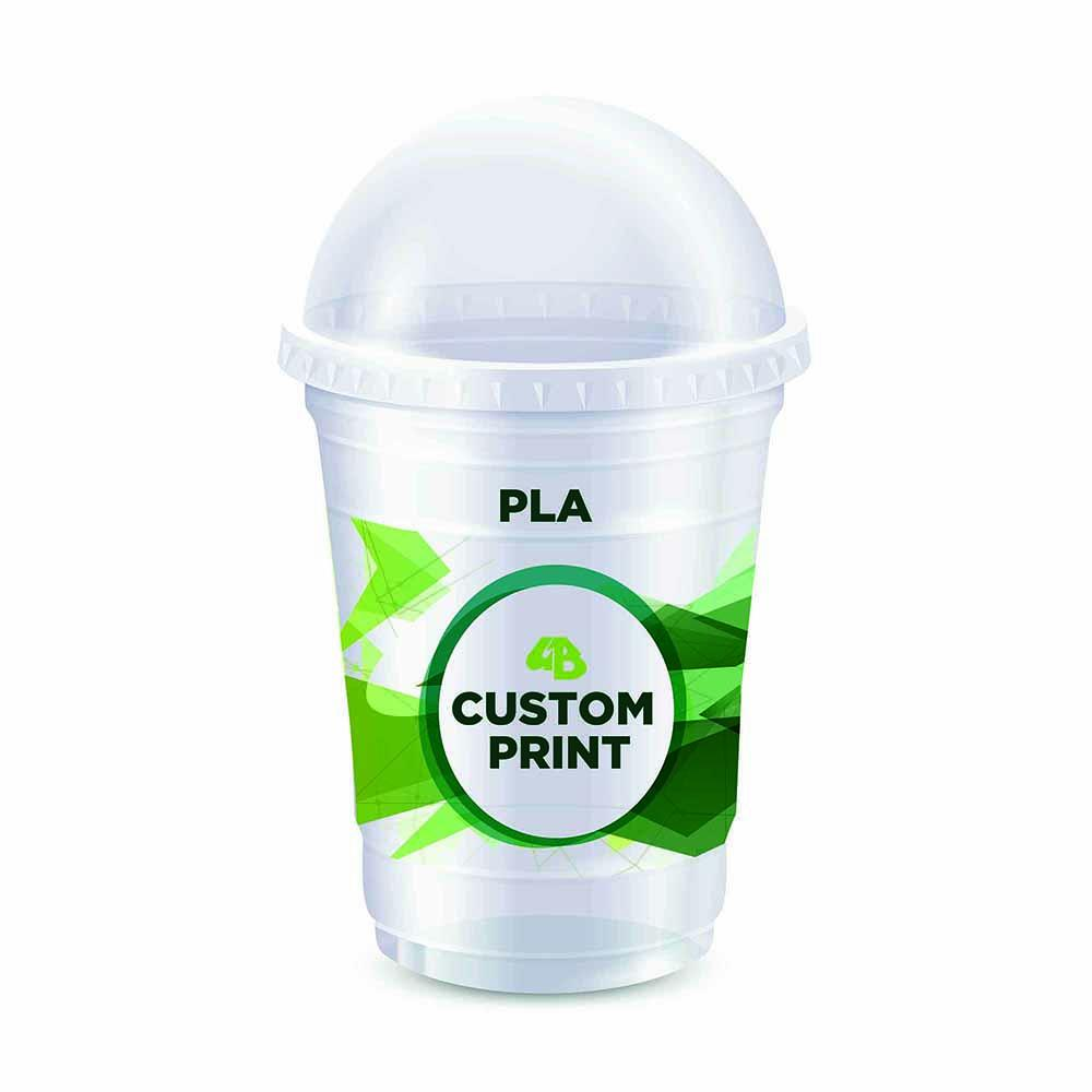 PLA Compostable Smoothie Cups - Gafbros