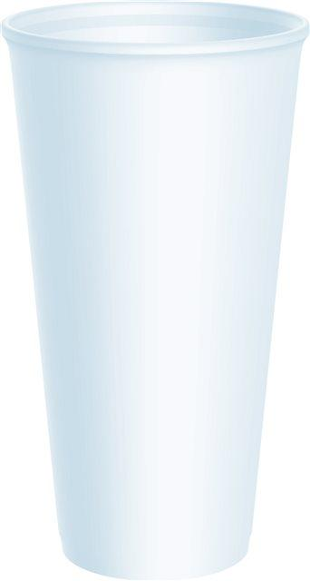 Dart Insulated Foam Cups 20oz
