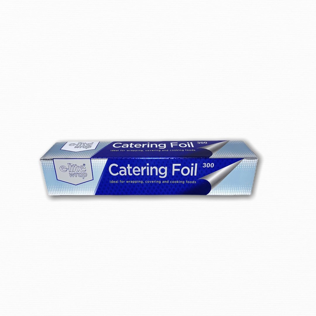 "12"" Catering Foil 66mtr - Gafbros"