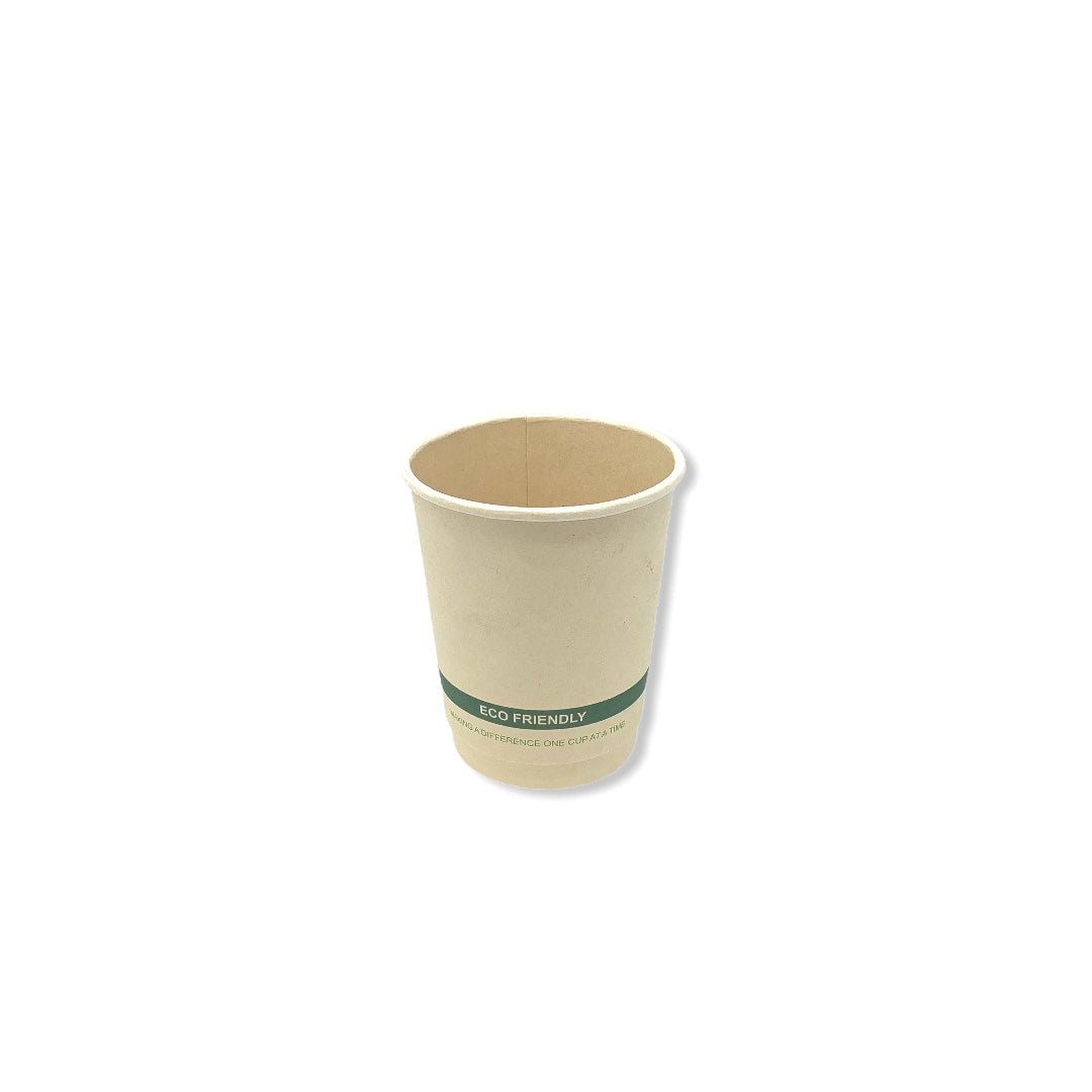 8oz Bio Double Wall Hot Paper Cups - Gafbros