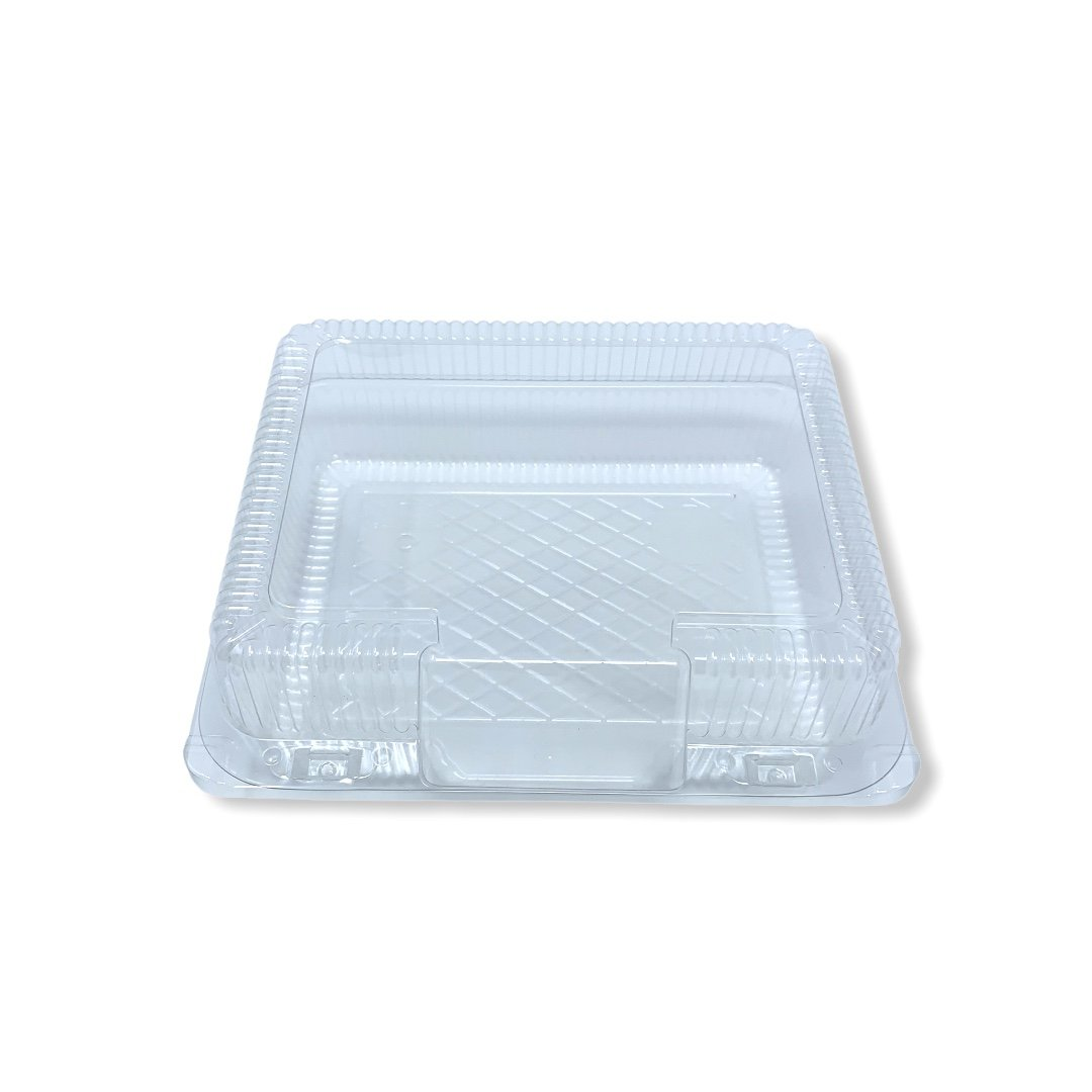 Self Service Pastry Hinged Containers - Gafbros