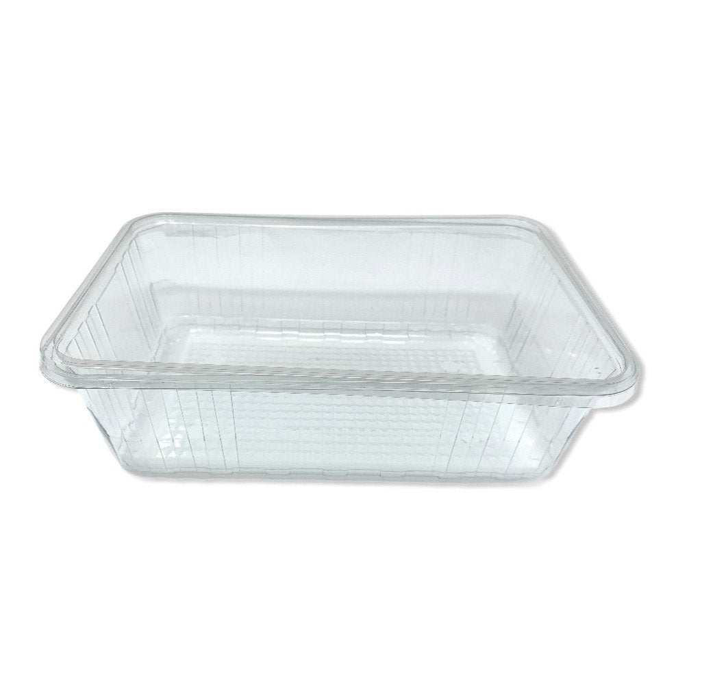270x180x80 Bakery Container Bases & Lids - Gafbros