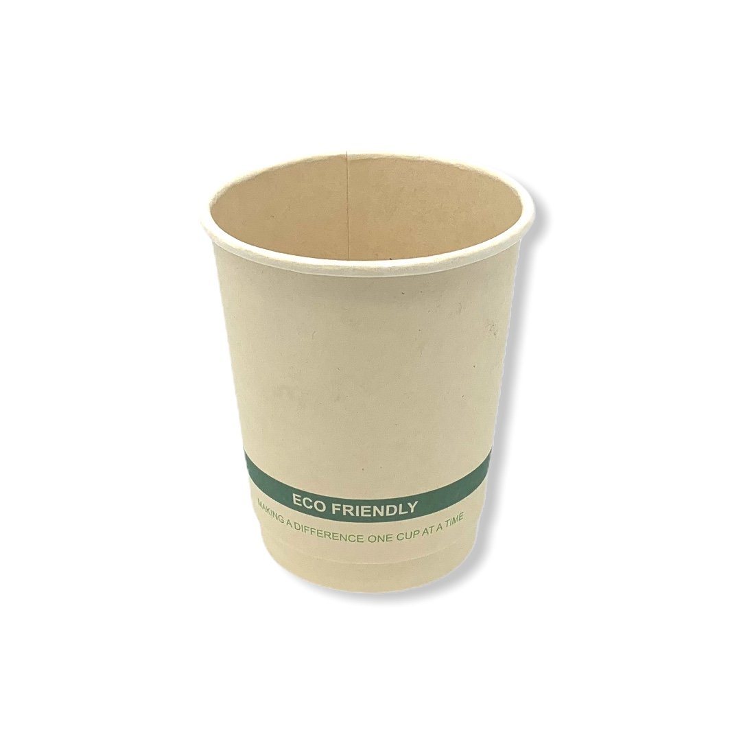 16oz Bio Double Wall Hot Paper Cups - Gafbros