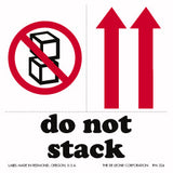 Do Not Stack