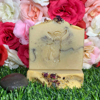 Cashmere Silk Soap