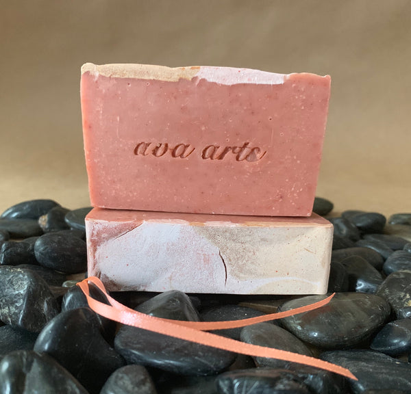 Rose Clay and Madder Soap