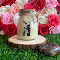 Honey Vanilla  Hand Poured Candle