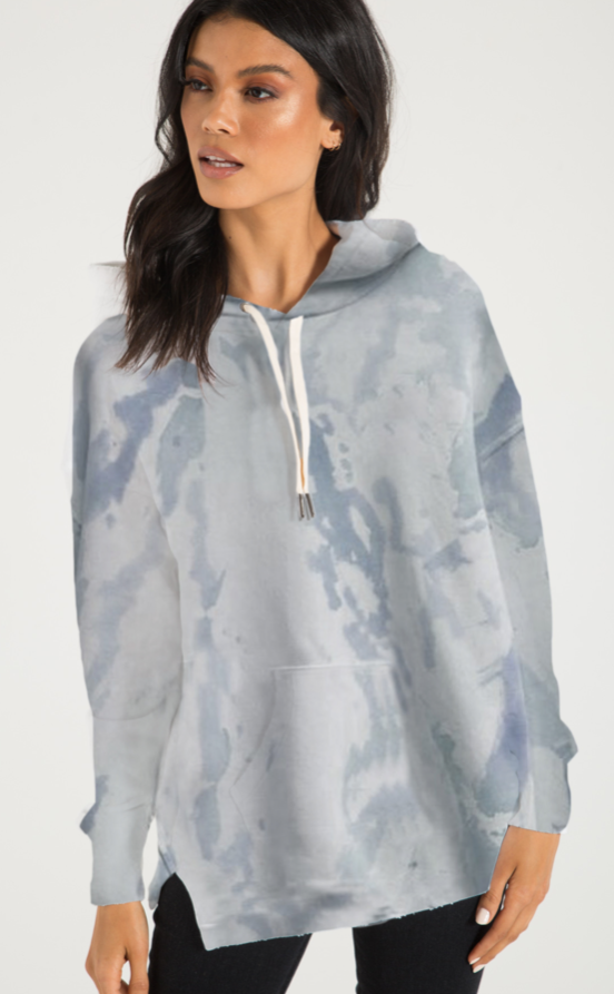 Trapper Tie Dye Sweatshirt - The SMITH