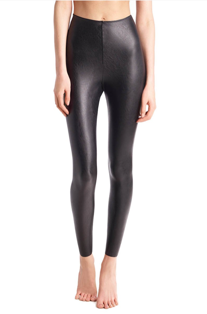 Faux Leather Legging w/ Perfect Control - The SMITH