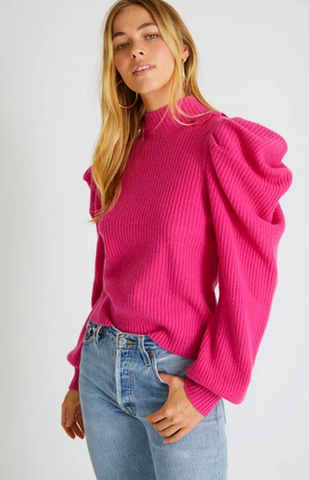 Potter Pullover Bow Cashmere Sweater - The SMITH