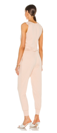Seam Detail Jumpsuit - The SMITH