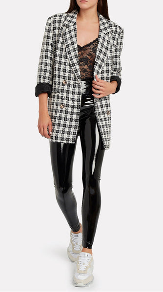 Perfect Control Patent Leather Legging - The SMITH