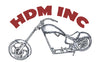 "BIG DOG MOTORCYCLES HEAVY DUTY 9 1/2"" BATTERY CABLE FLAT ENDS 
