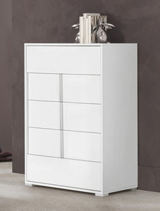 Modrest Nicla - Italian Modern White Chest