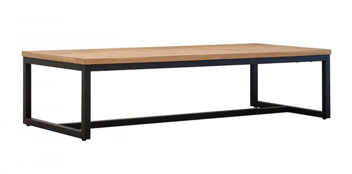 Modrest Fagan - Rustic Oak Coffee Table