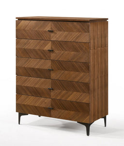 Modrest Paula - Mid-Century Walnut Chest