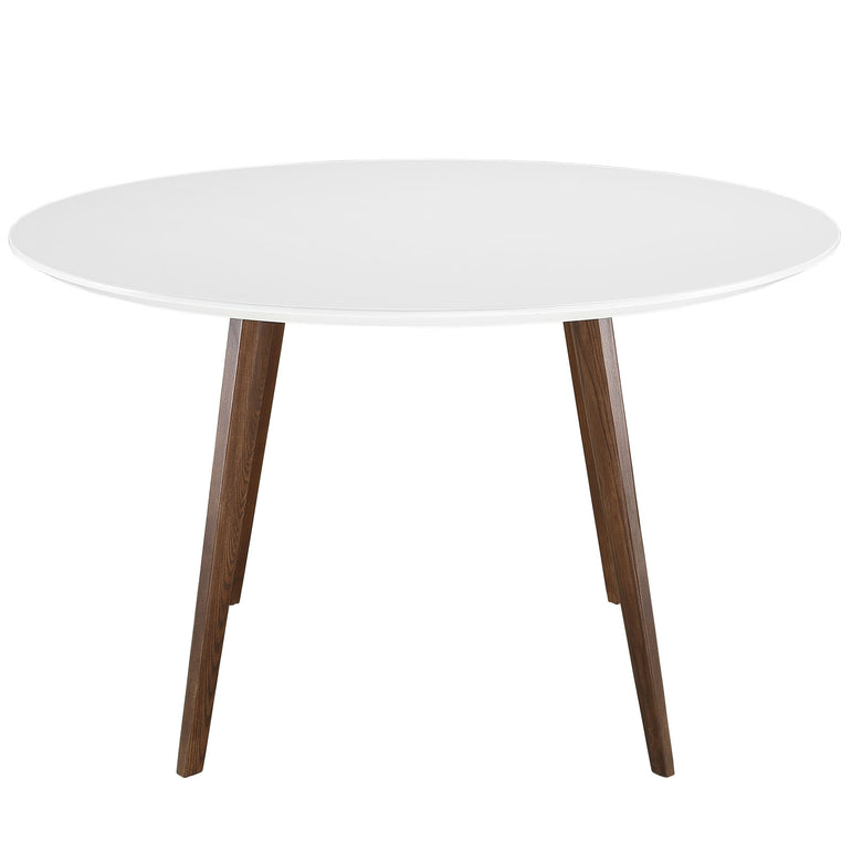 Platter Round Dining Table