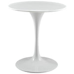 "Lippa 28"" Round Wood Top Dining Table"