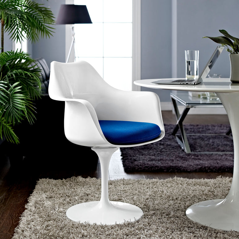 Lippa Dining Fabric Armchair