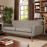 Engage Upholstered Fabric Loveseat